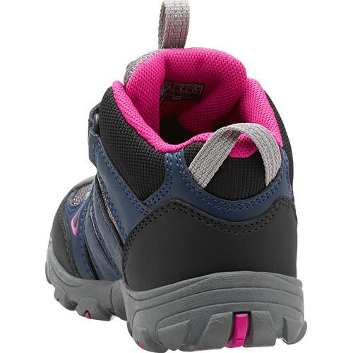 Footlocker Pas Cher Prendre Plaisir Keen Oakridge Mid WP - Chaussures Enfant - gris Envoi Gratuit Envoi Bas Frais De Prix Avec Paypal À Vendre q75K1H